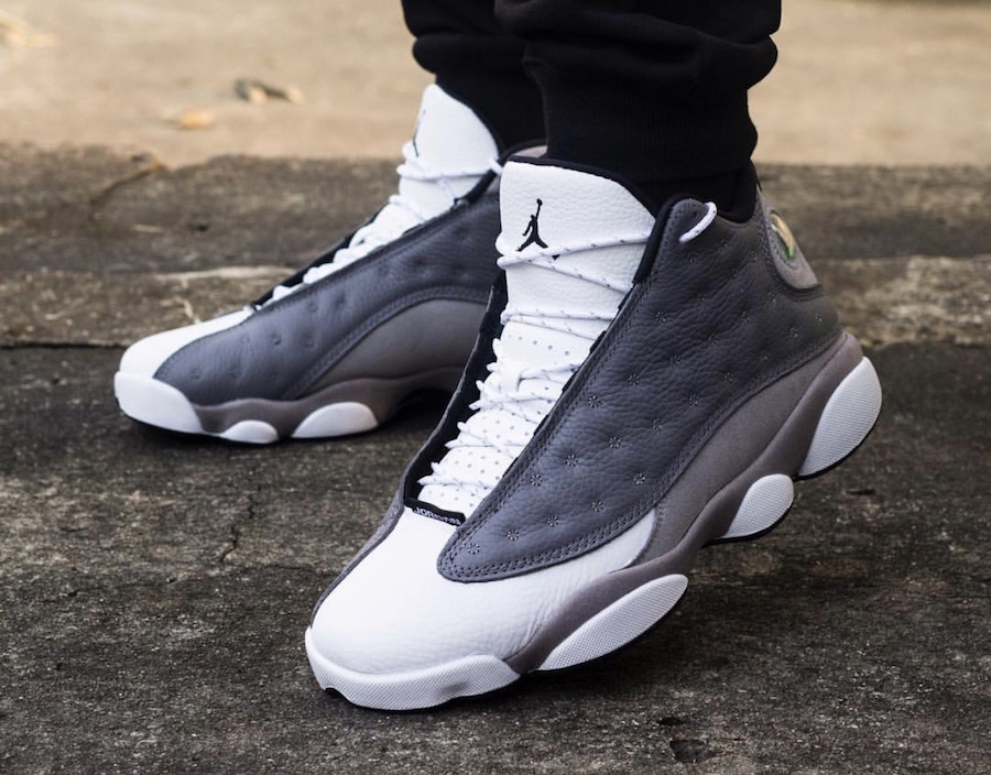 "Air Jordan 13 ""Atmosphere Grey"""