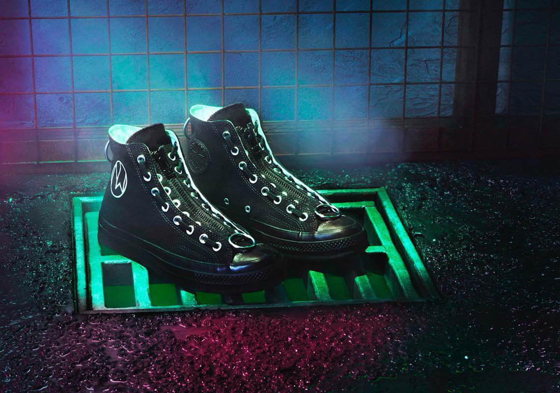 "UNDERCOVER x Converse Chuck 70 ""The New Warriors"""