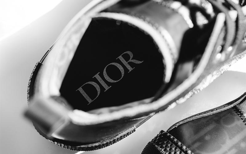 Dior B23 High-Top sneaker