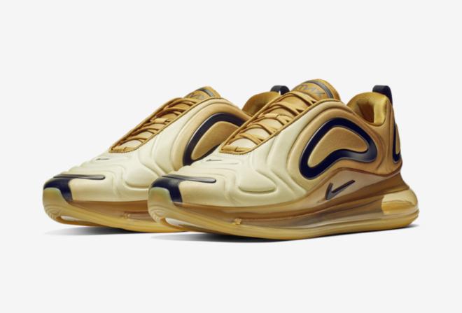 Nike Air Max 720 'Gold'