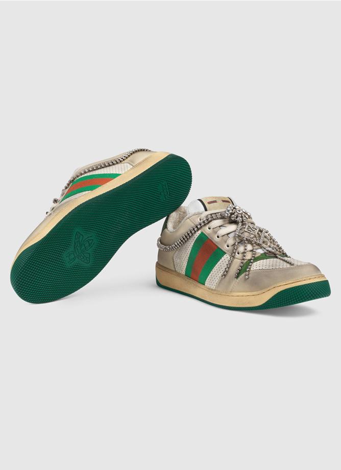 Gucci Screener sneaker ketting