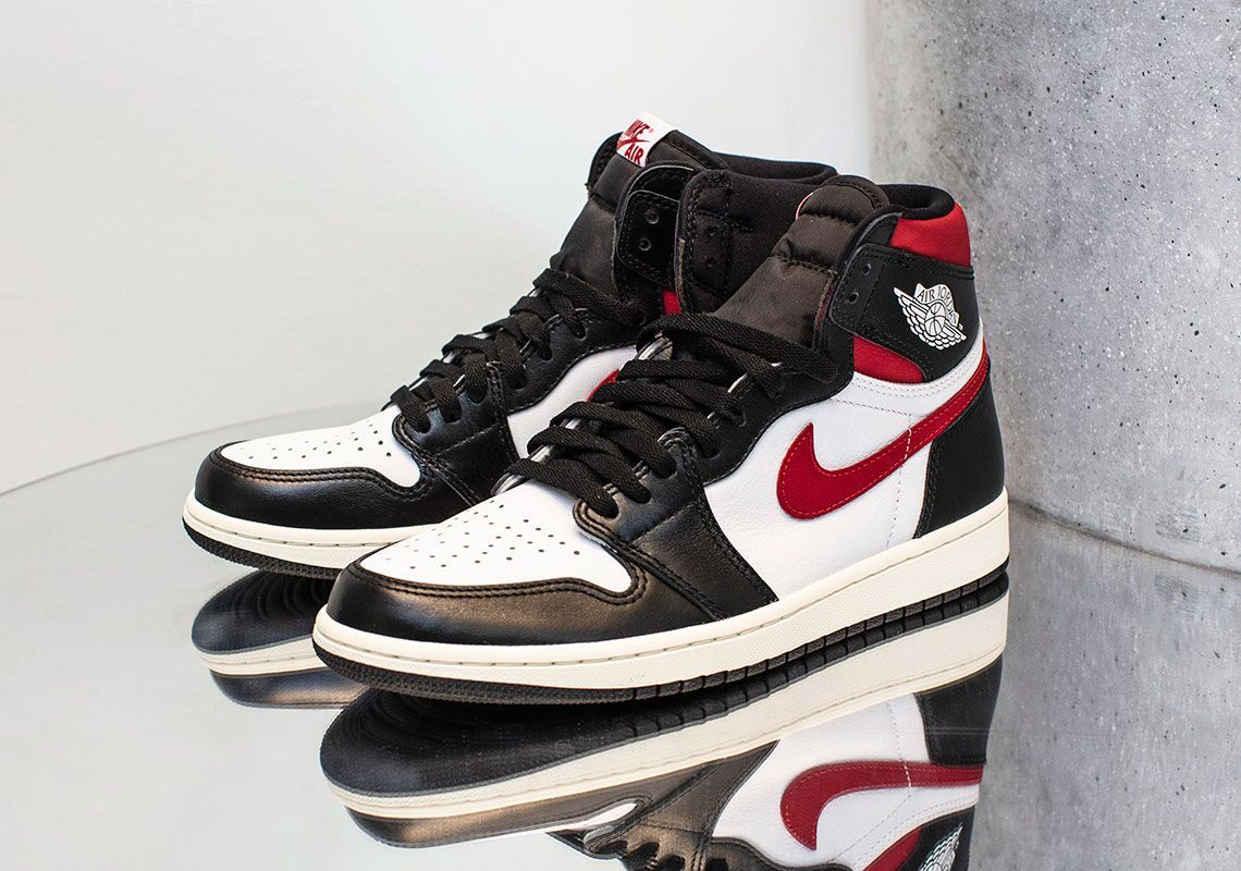 Air Jordan 1 'Gym Red' 555088-061