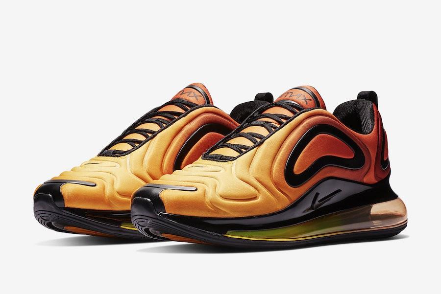 Nike Air Max 720 'Sunrise'