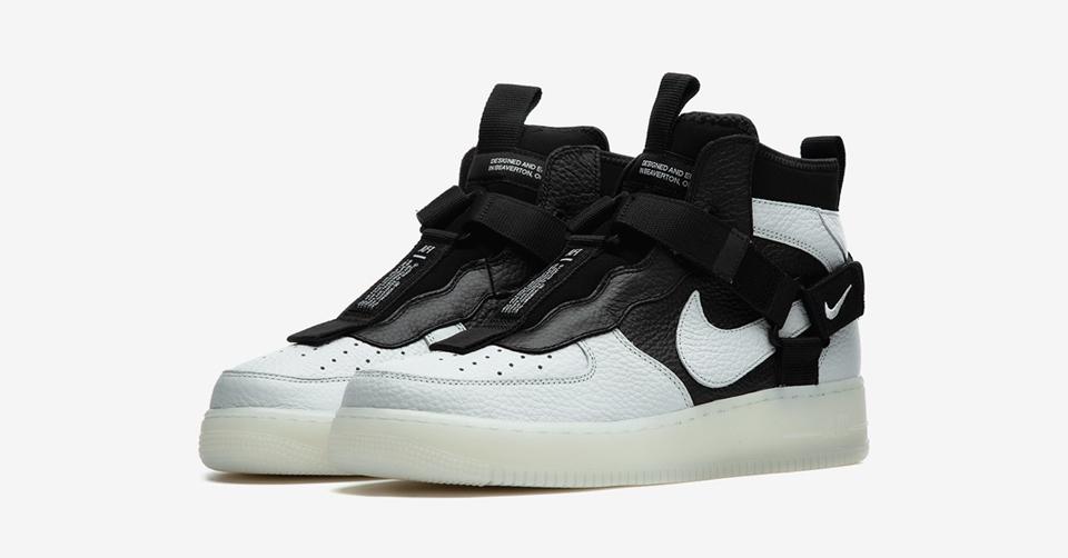 Nike Air Force 1 Utility Mid 'Orca'   Sneakerjagers