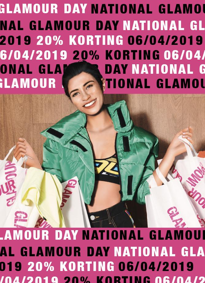 Glamour Day de Bijenkorf