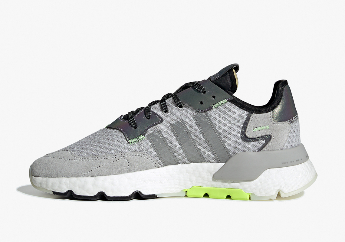 EF5839 adidas Nite Jogger 'Light Solid Grey'