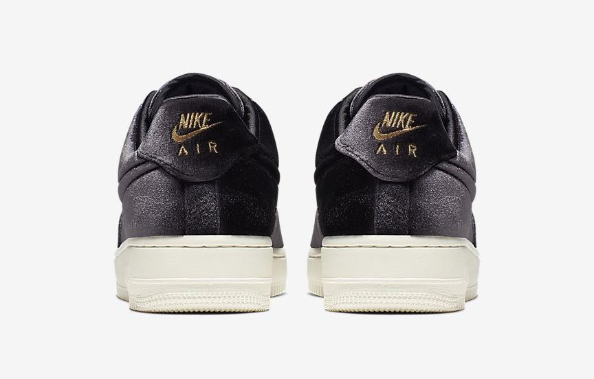 NIKE AIR FORCE '07 1 PREMIUM 3 'BLACK'