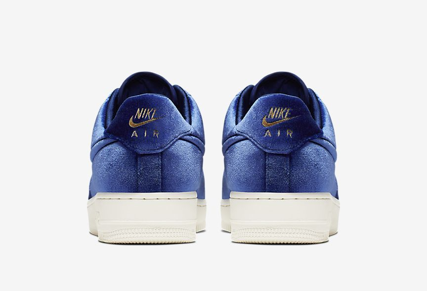 NIKE AIR FORCE '07 1 PREMIUM 3 'BLUE VOID'
