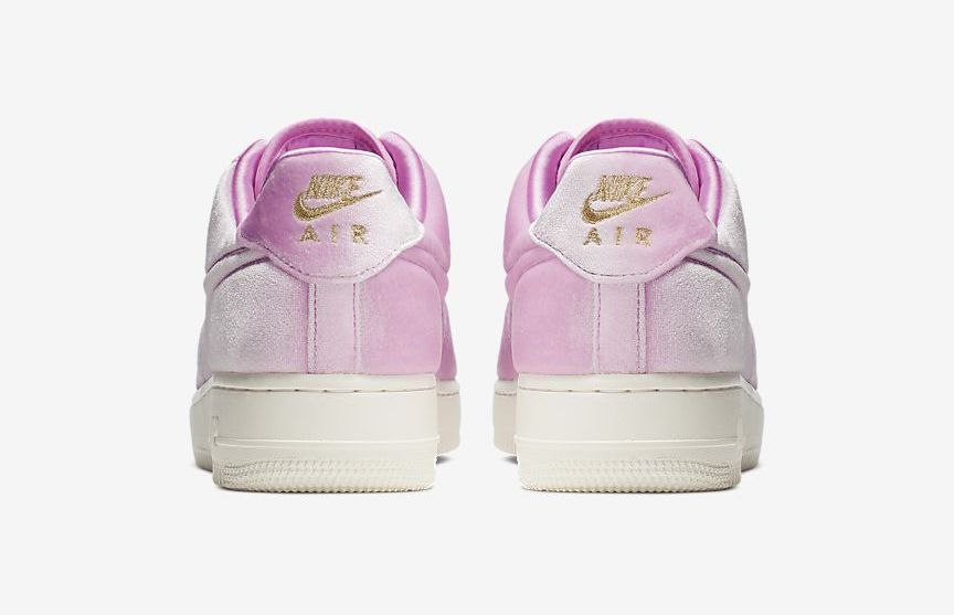 NIKE AIR FORCE '07 1 PREMIUM 3 'PINK RISE'