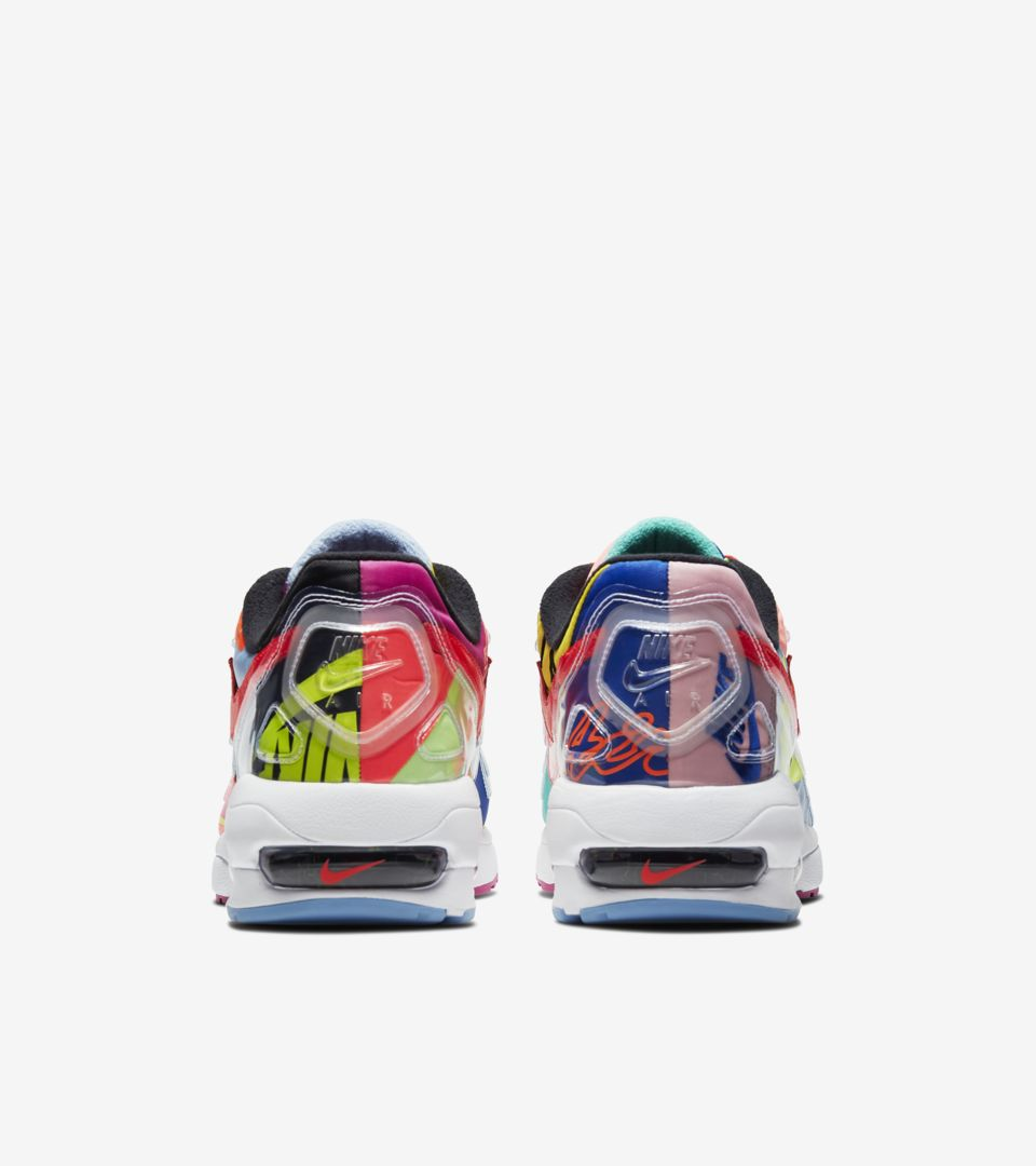 Release info: Atmos x Nike Air Max2 Light | Sneakerjagers