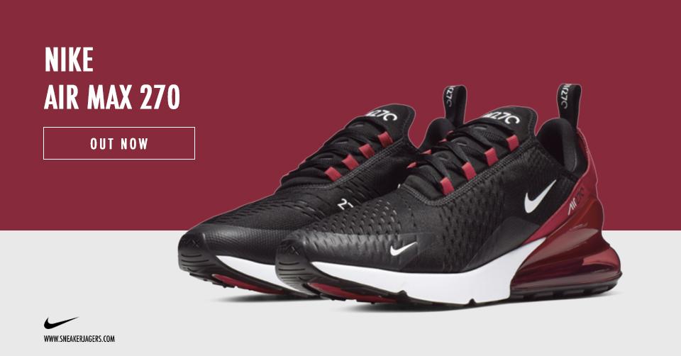 Nike released nieuwe colorway van de Air Max 270 | Sneakerjagers