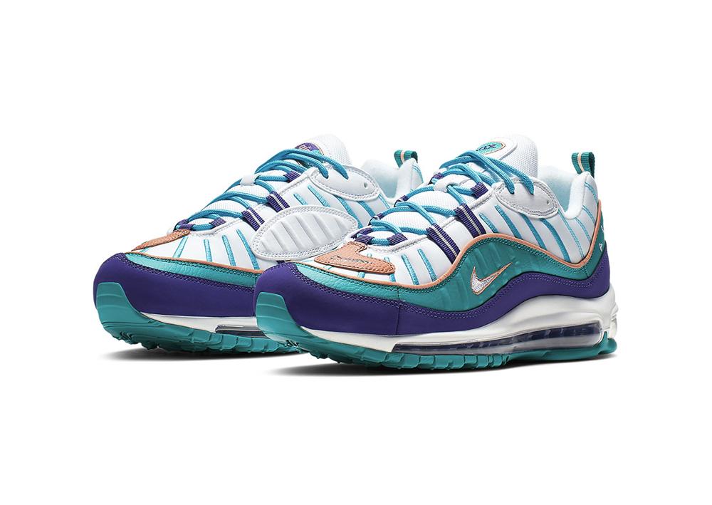 Air Max 98 colorways