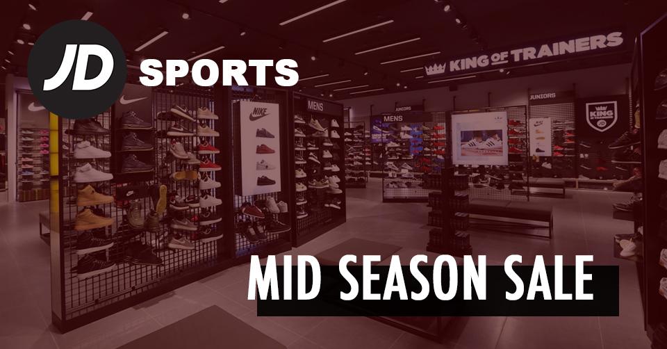 JD Sports Mid Season Sale Top 10 | Sneakerjagers