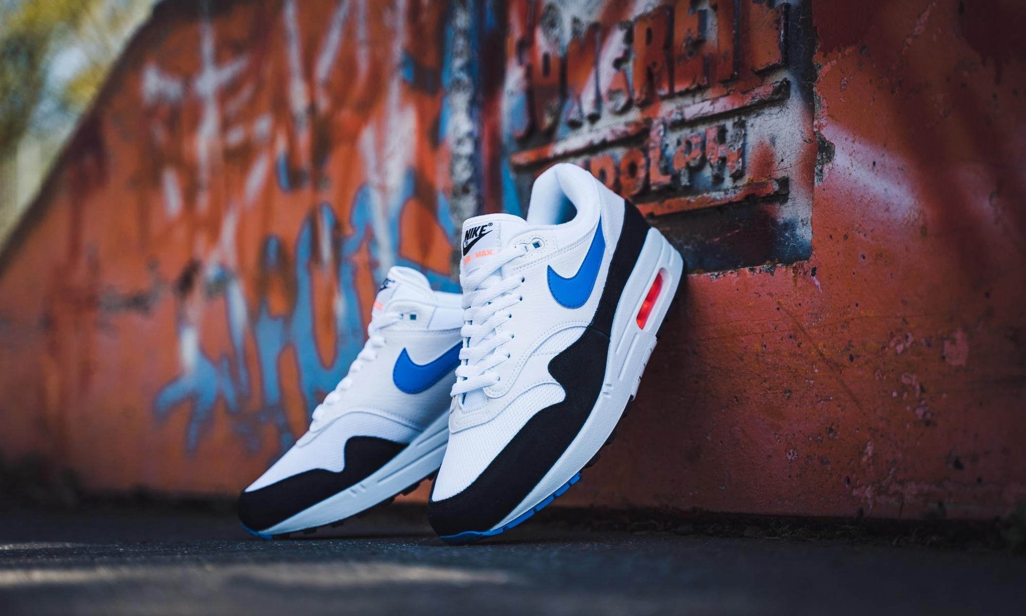 Nike Air Max 1 Photo Blue