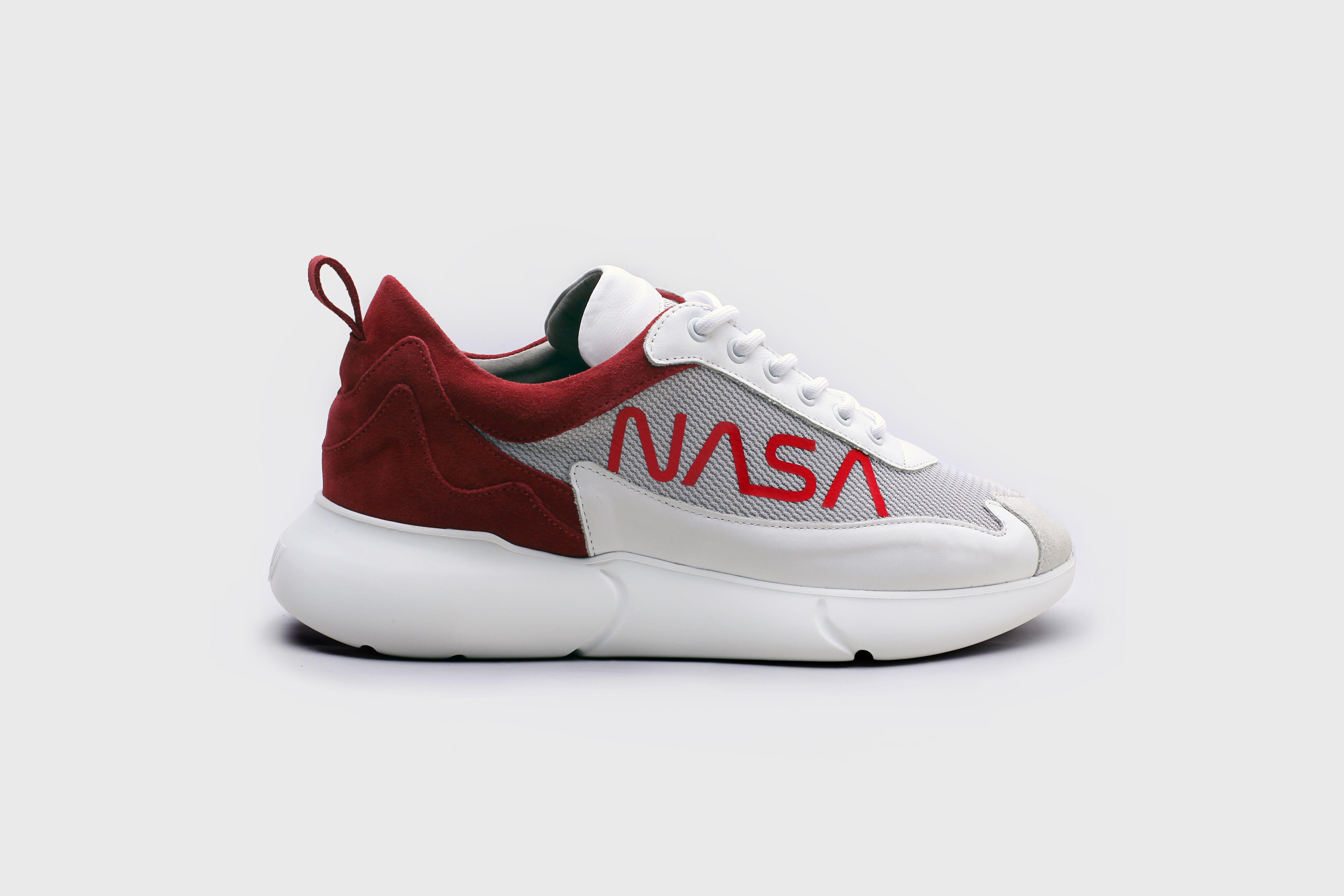 Mercer X NASA W3RD Mars