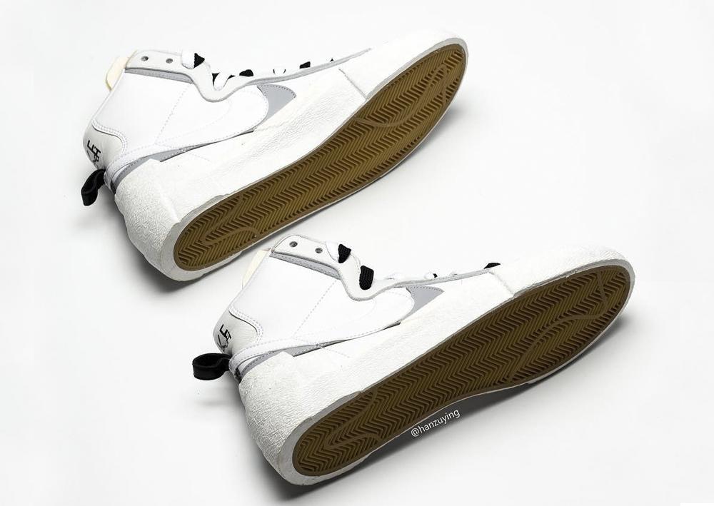 Sacai Nike Blazer Mid
