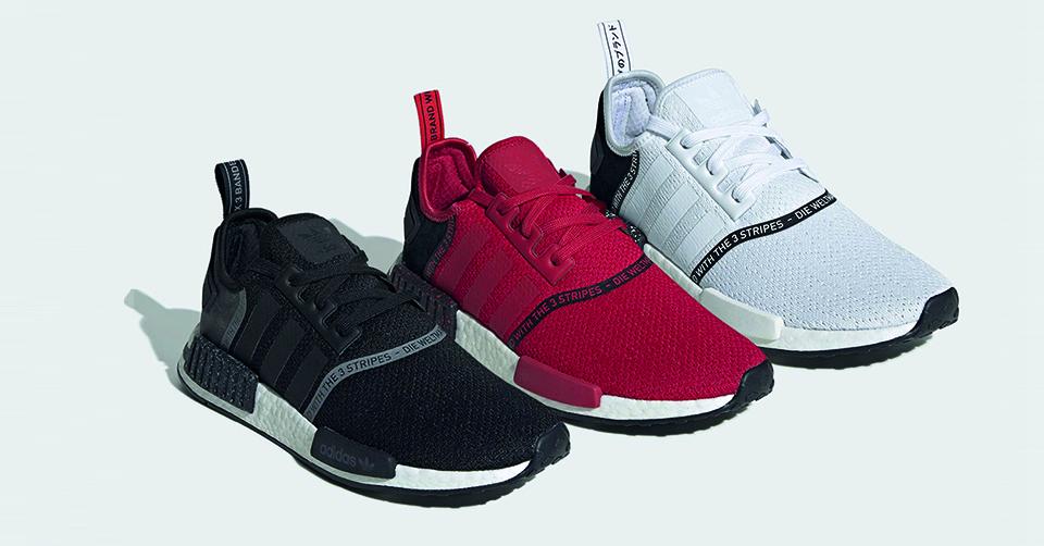 adidas NMD R1 'Speckle Pack' | Sneakerjagers