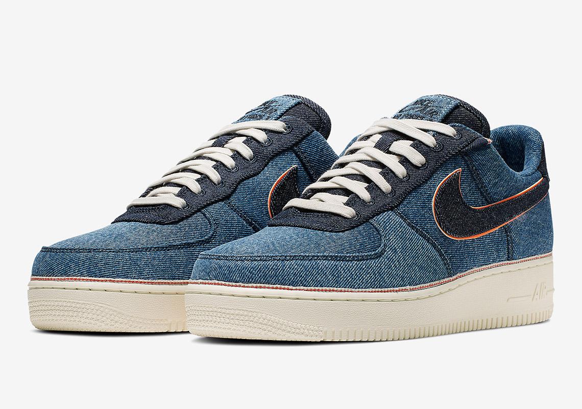 905345-403 3X1 X Nike Air Force 1