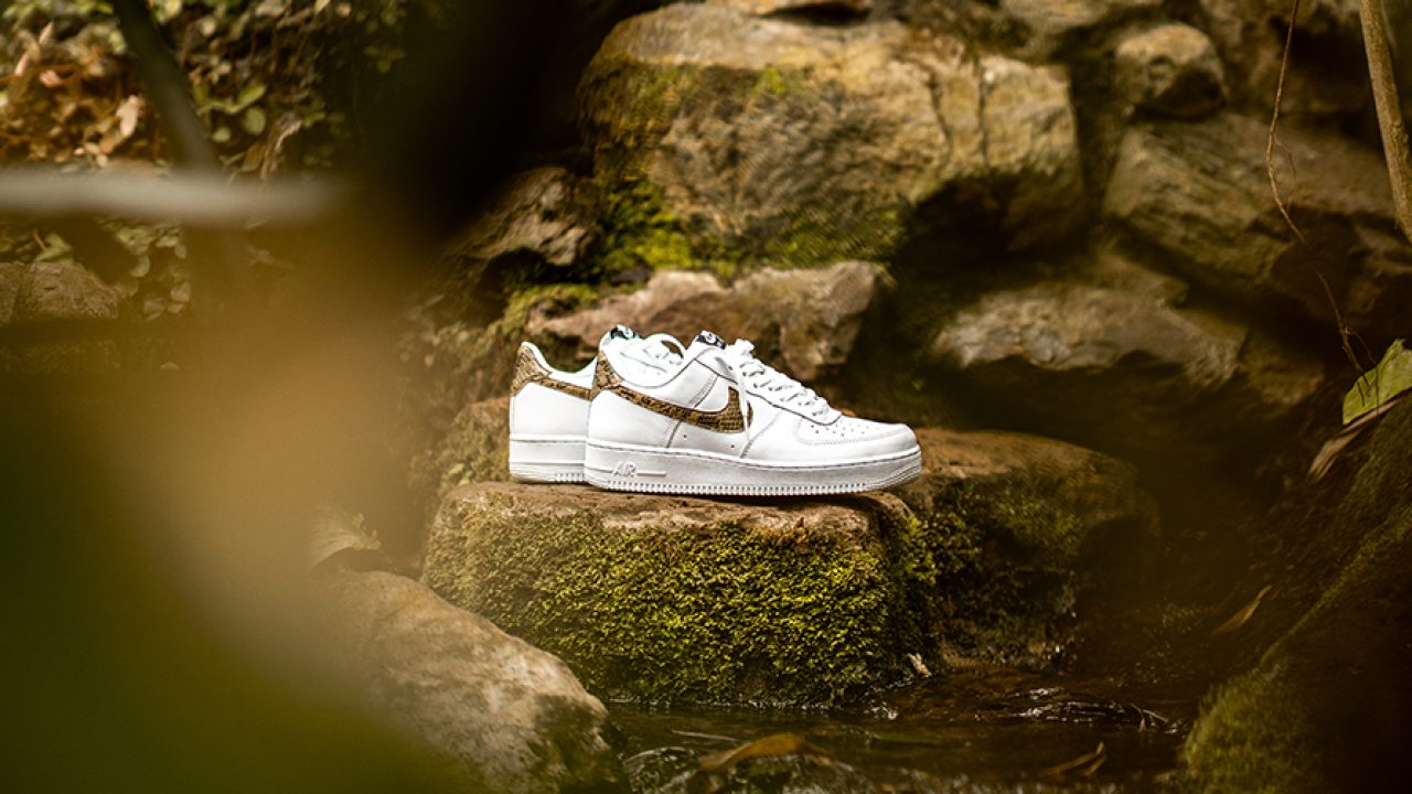Release Reminder: Nike Air Force 1 Low Premium QS 'Ivory