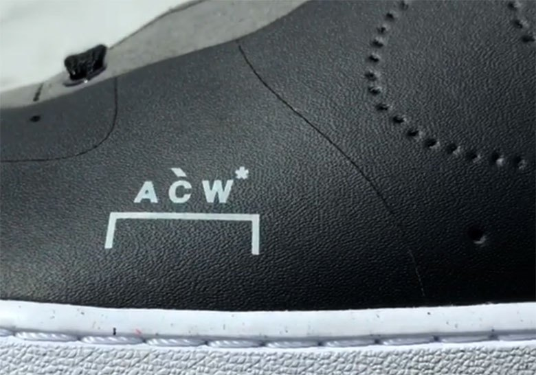 ACW x Nike Air Force 1 Low
