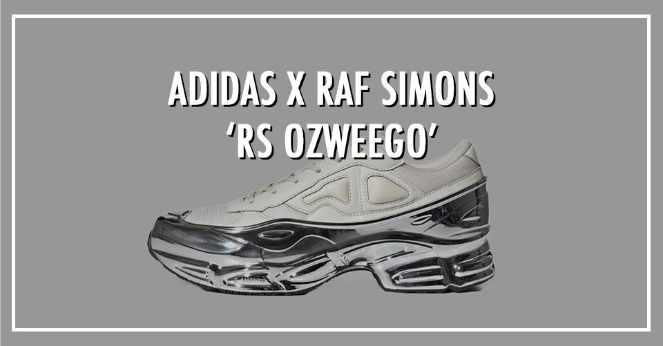raf simon x adidas 2019