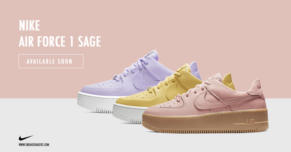 Nike Air Force 1 Sage Low LX Archieven | Sneakerjagers