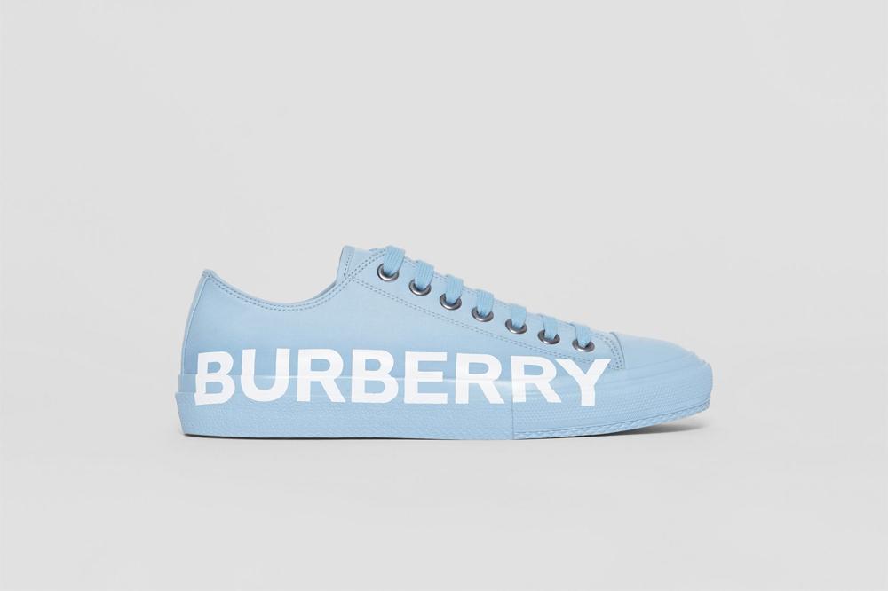 Burberry Logo Print sneaker