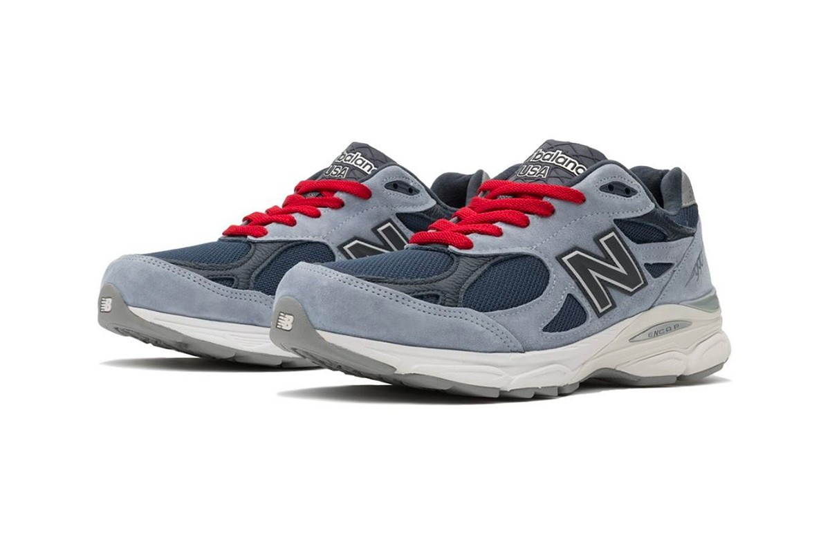 No Vanacy Inn x New Balance 990v3