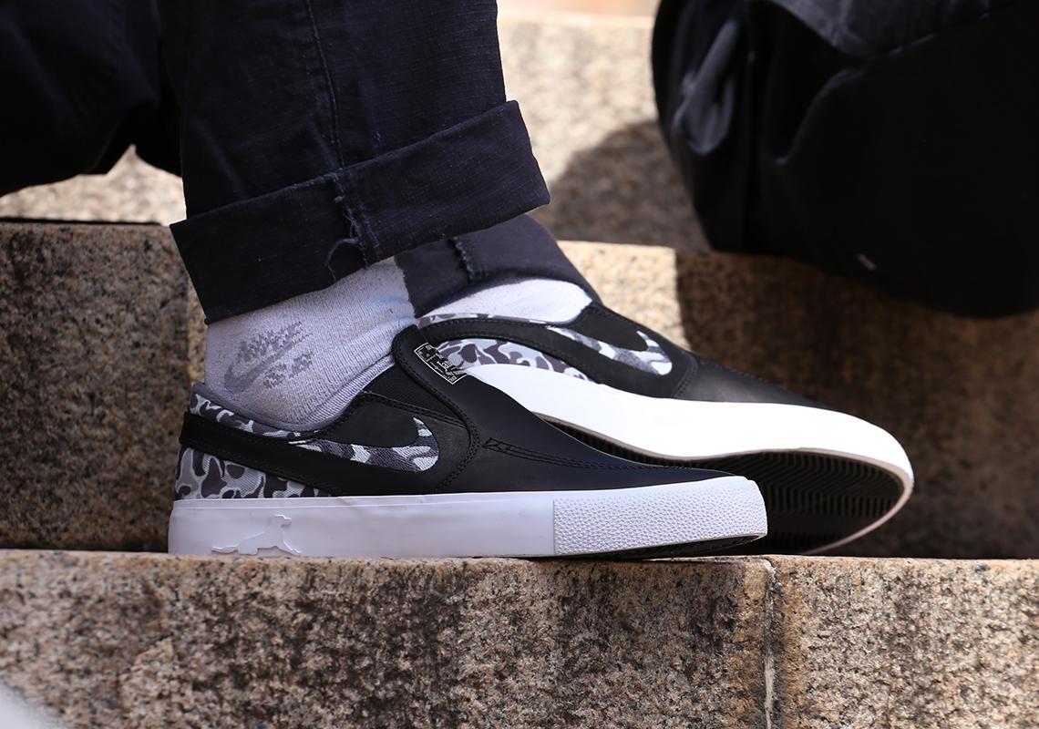 Nike SB Janoski Slip x Matriz