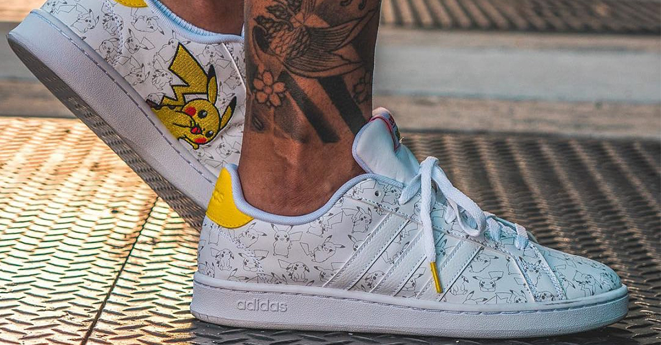 Pokémon x adidas collectie First Look | Sneakerjagers