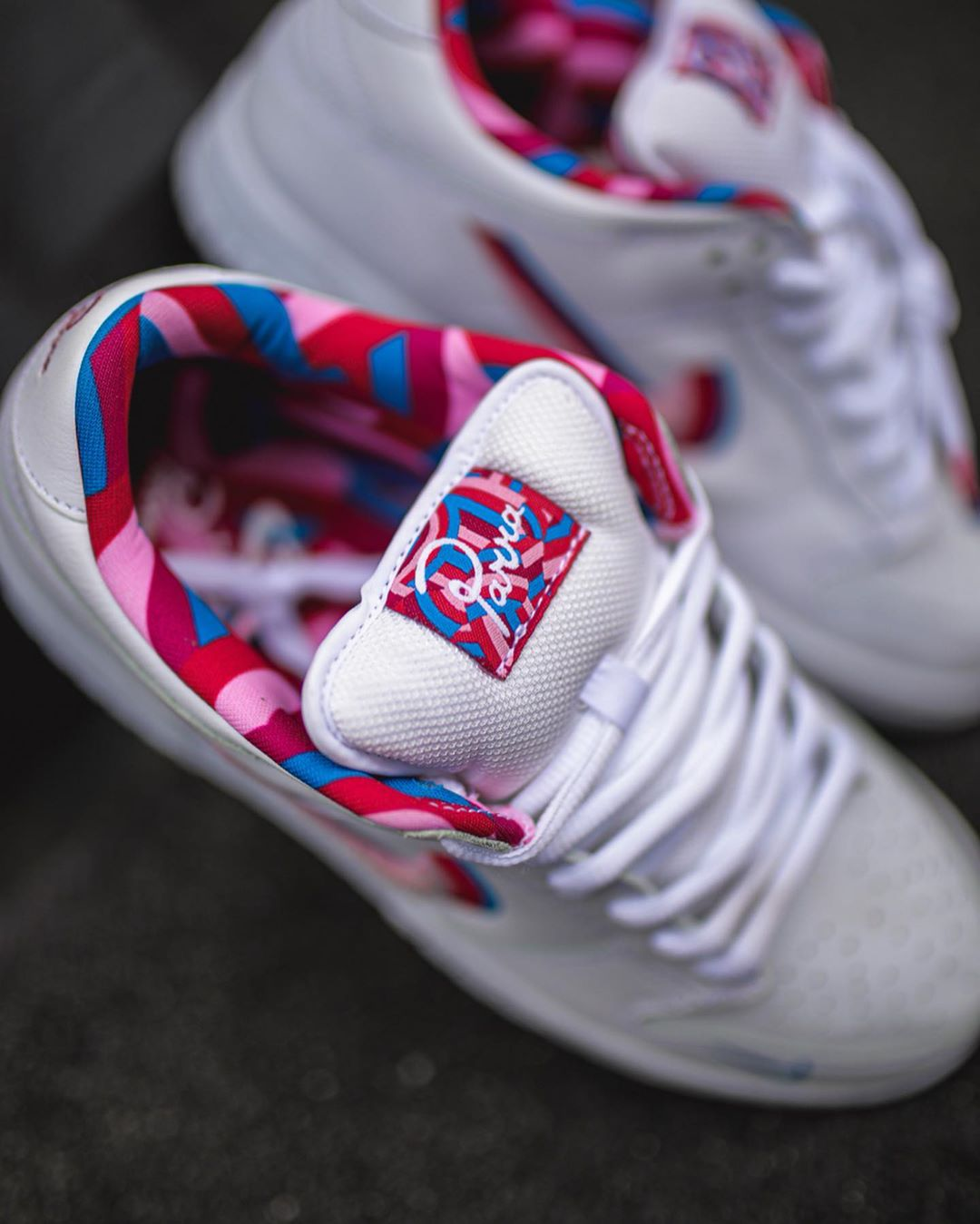 Parra Nike SB Dunk
