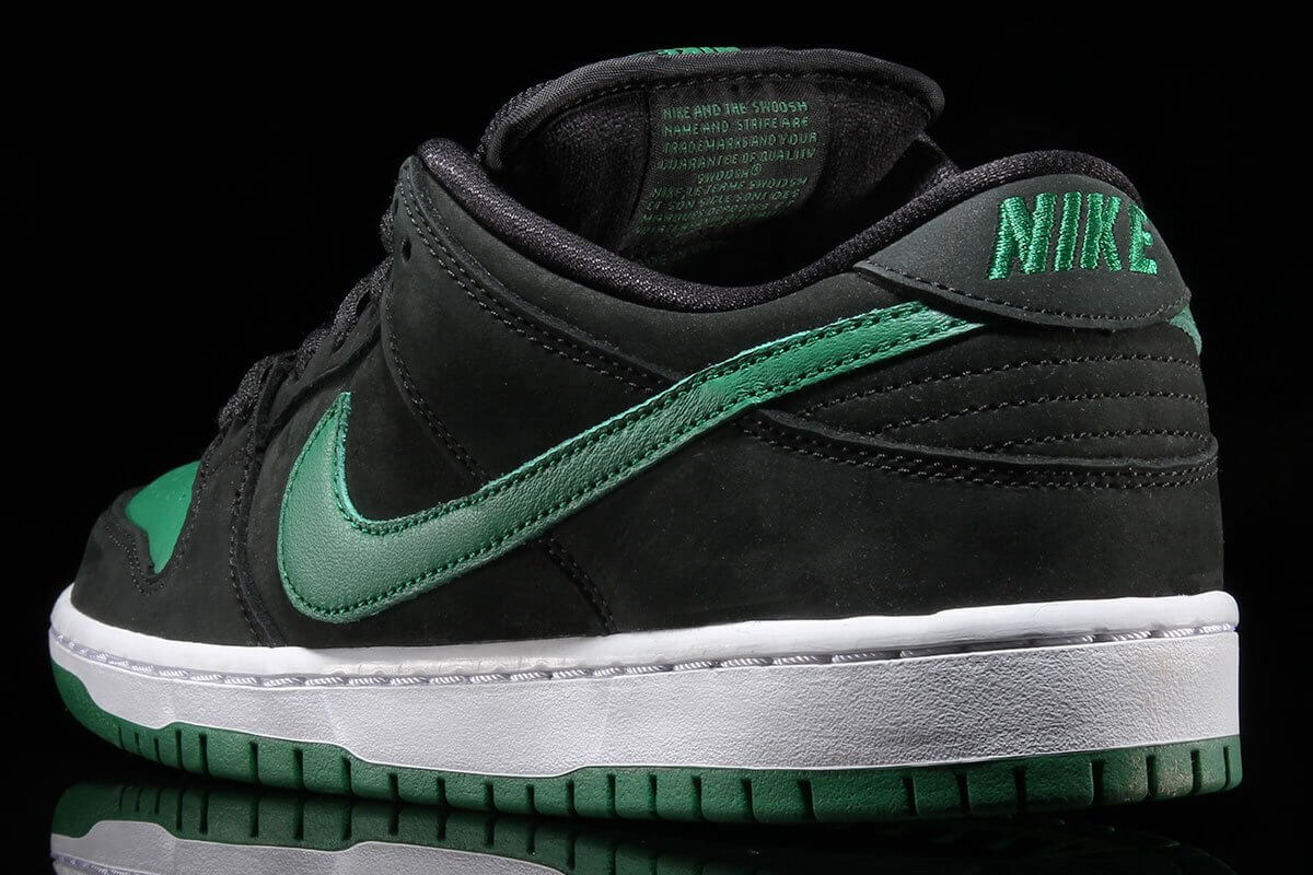 Dunk Low Pine Green Back