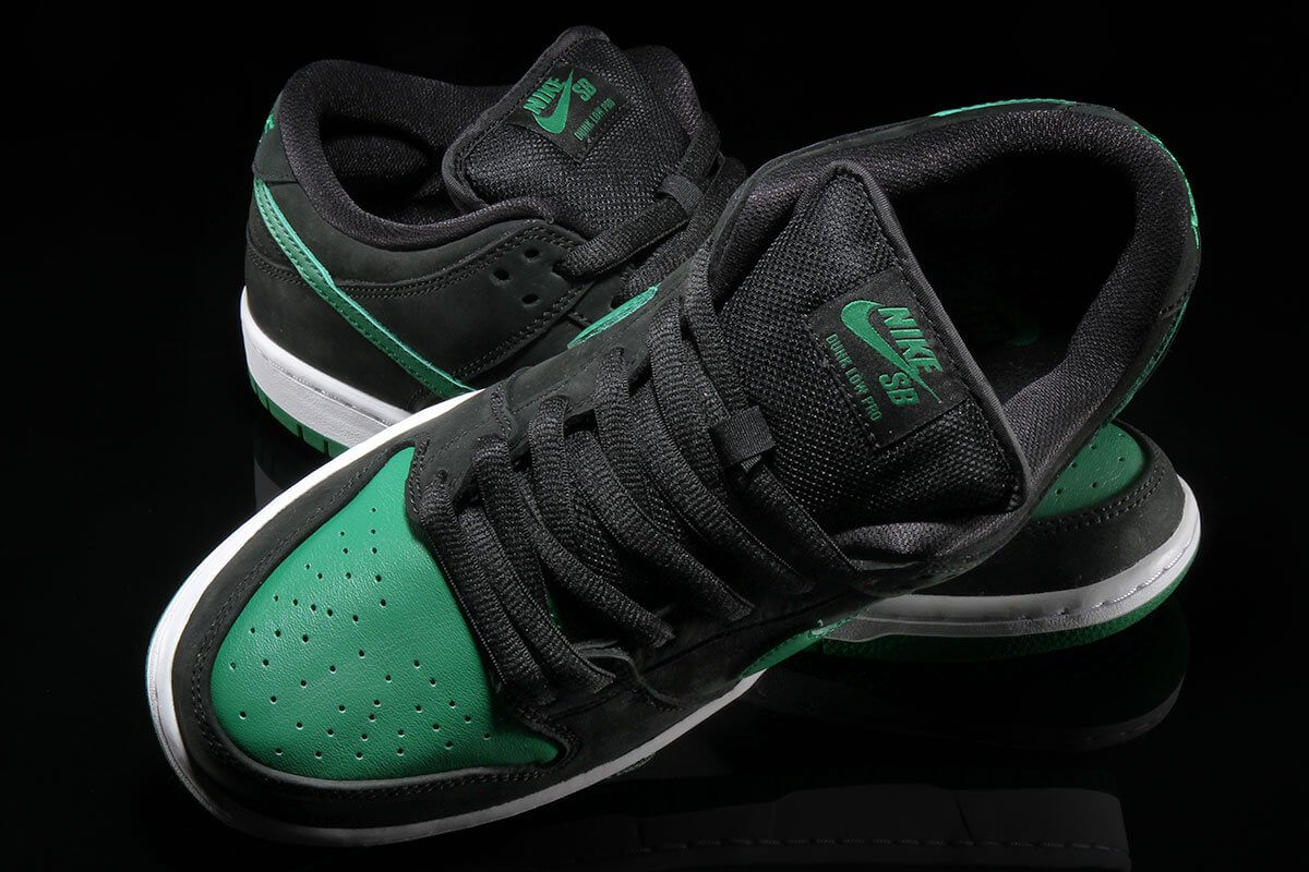 Dunk Low Pine Green Up