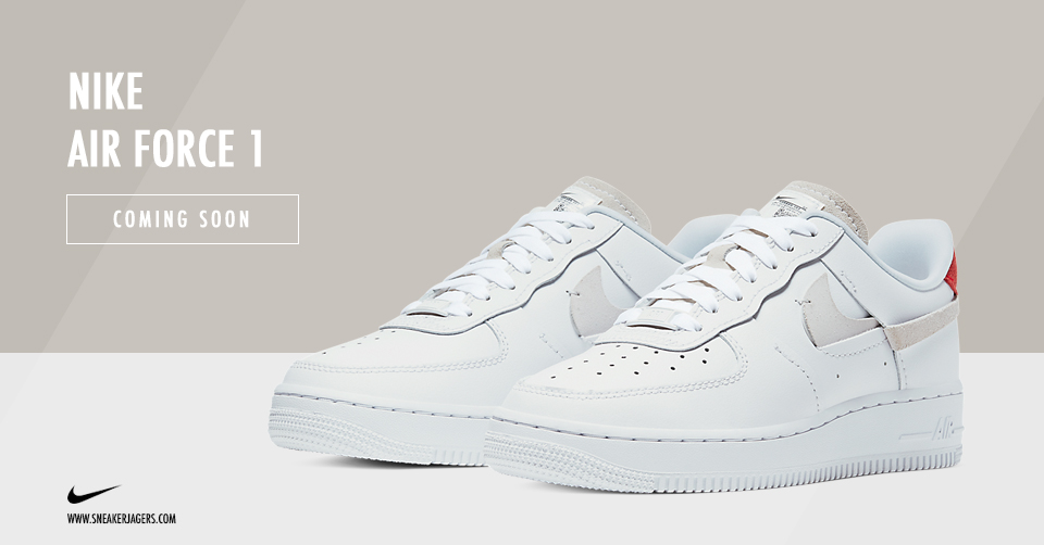 Releasedatum van de Nike Air Force 1 'Vandalized' bekend ...