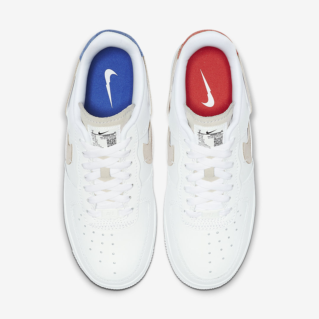 Air Force 1 'Vandalized'