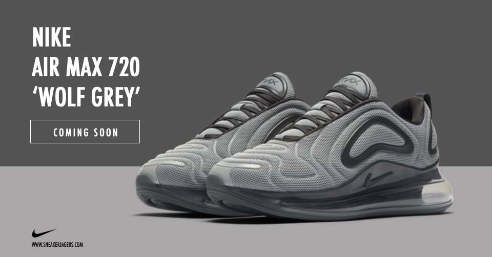Nike Air Max 720 'Wolf Grey' // closer look | Sneakerjagers