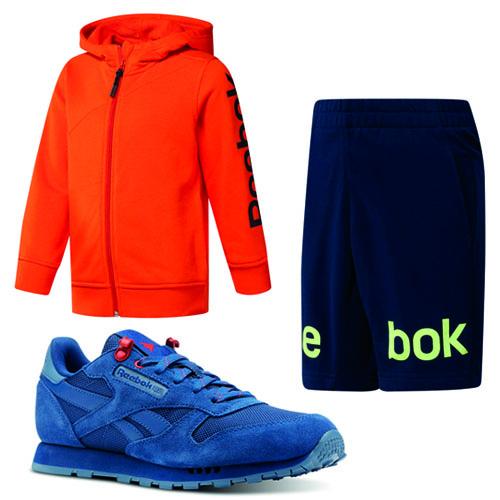Reebok kids sale Shop the look   Sneakerjagers