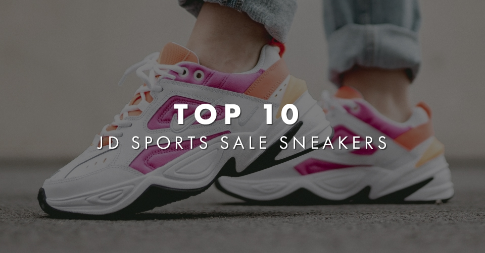 Top 10 sneakers in de sale JD Sports | Sneakerjagers