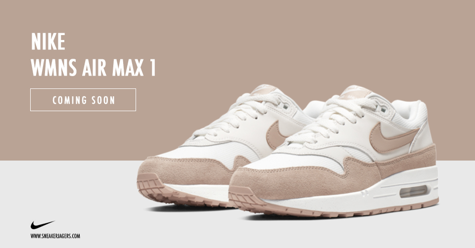 Nike Air Max 1 'Sand' | 319986-120 | Sneakerjagers