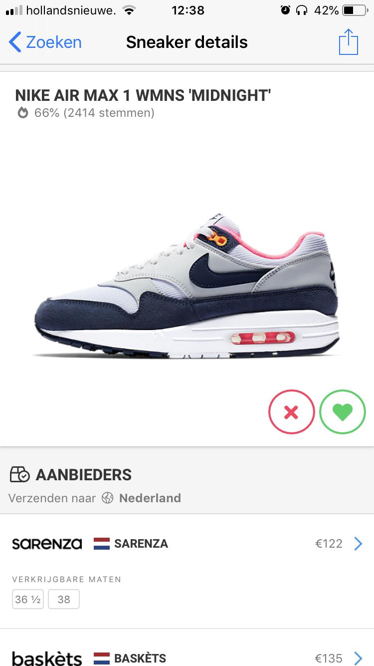 Sneakerjagers Release App