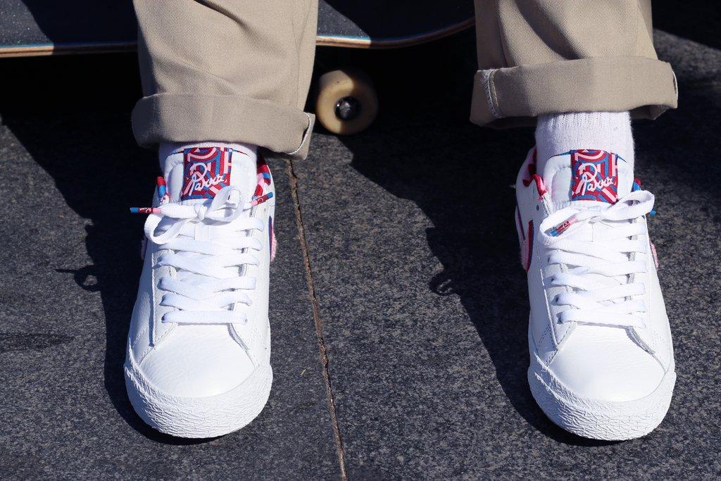 Parra X Nike SB Blazer