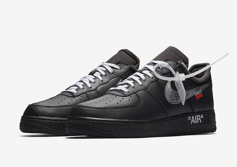 Off-White x Nike Air Force 1 'MoMA'