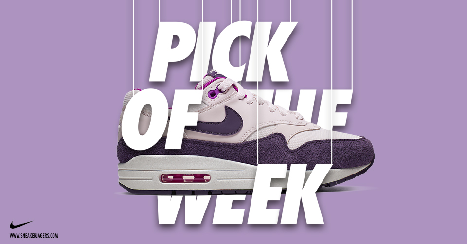 Pick of the Week #31: Nike Air Max 1 'Grand Purple' in 2020