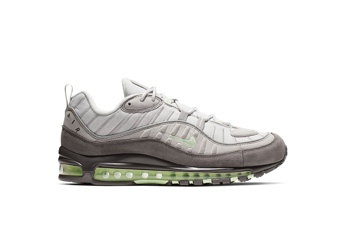 Nike Air Max 98 'Vast Grey'