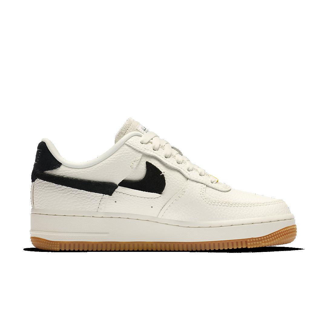 Nike Air Force 1 Vandalized