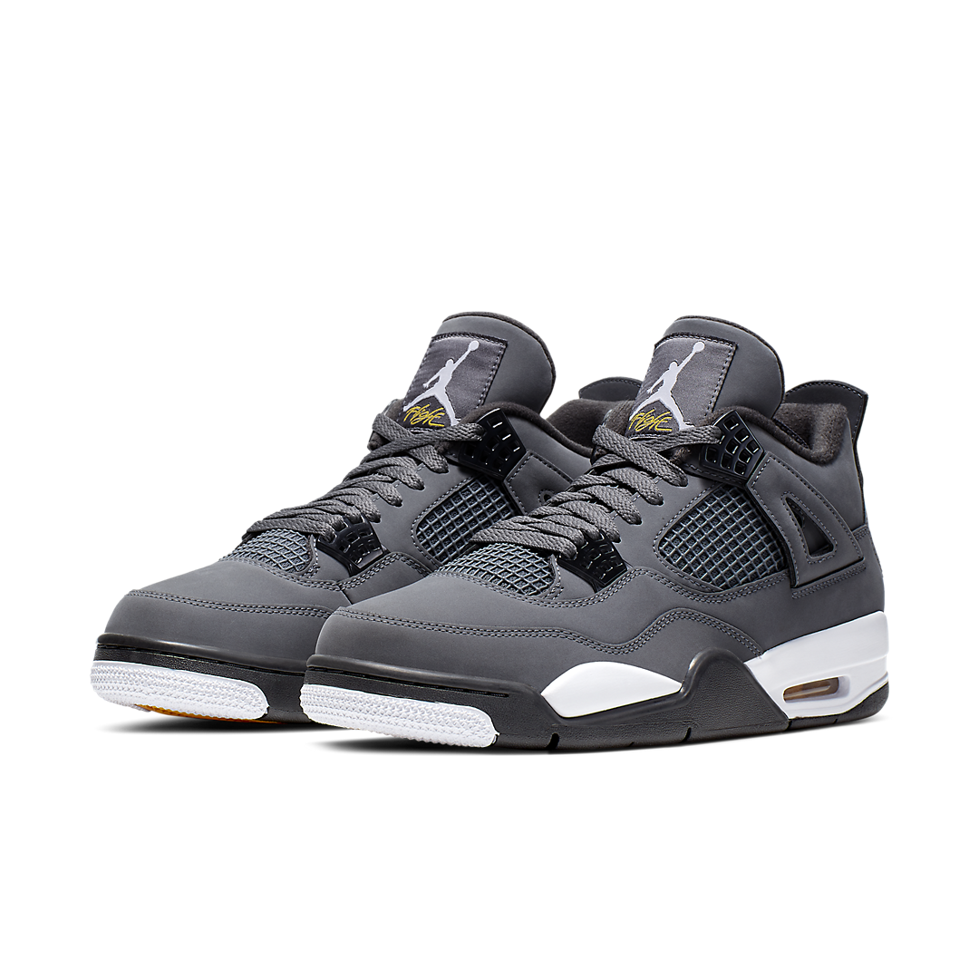 "Air Jordan 4 ""Cool Grey"""