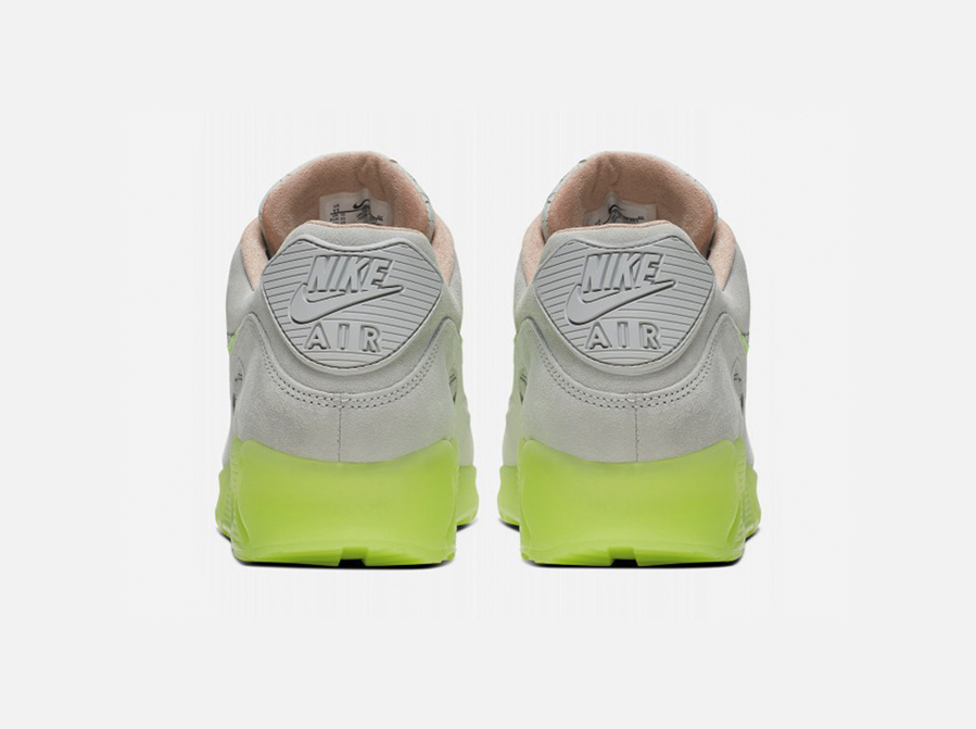 Nike Air Max 90 Premium 'Electric Green'
