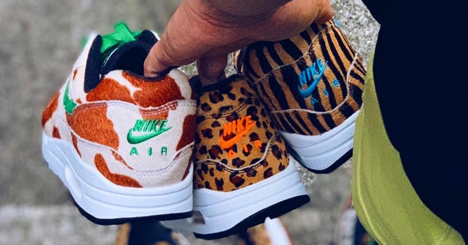 nike air max tijgerprint kopen
