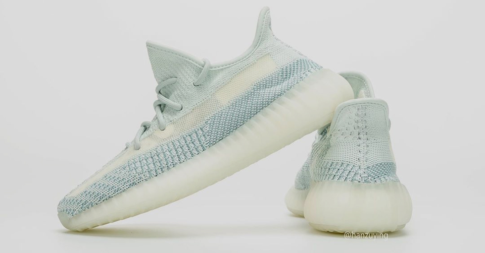 adidas Yeezy BOOST 350 V2 'Cloud White' Closer Look