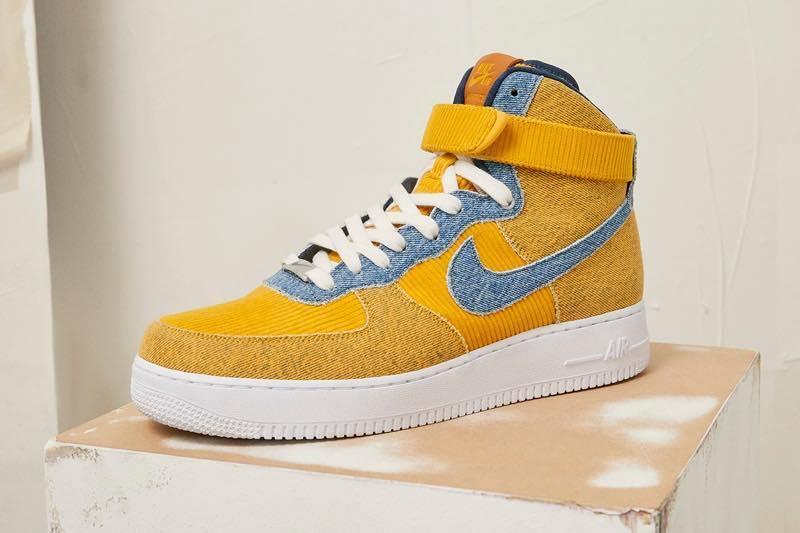 Levi's en Nike collectie